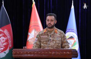 EEUU continuará dando apoyo aéreo a Afganistán en la lucha contra talibanes