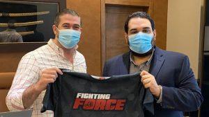 Fighting Force anuncia torneo Grand Prix Dominicana de Seguros