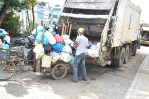 Liga Municipal recoge 800 toneladas de desperdicios en inicio jornada limpieza SDE
