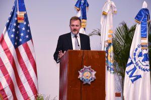 Encargado de Negocios embajada de EE. UU. pide agilizar aprobación Ley contra Trata de Personas