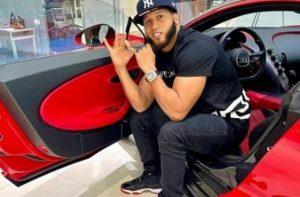 El Alfa elimina publicación donde responsabiliza a un promotor artístico de atentado a sus vehículos