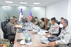 Comando Sur de EE. UU. y MIDE analizan posibilidades de intercambio académico