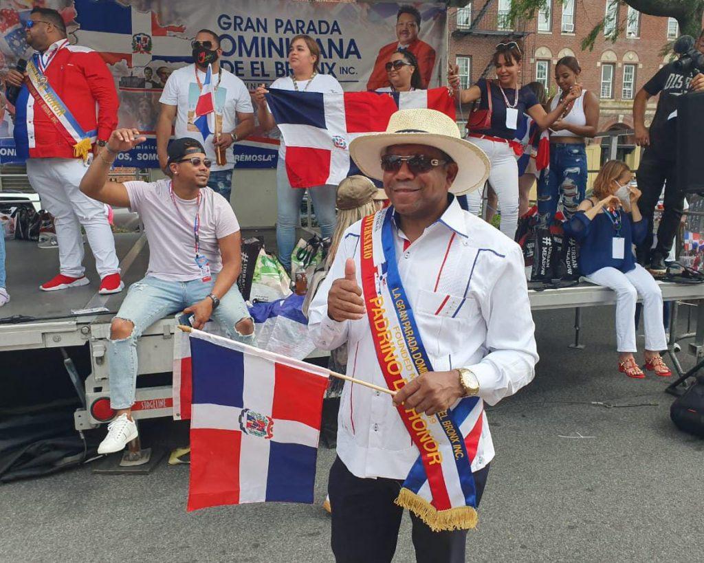Gran Parada Dominicana de El Bronx