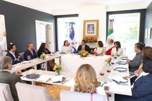 Viceministro Relaciones Exteriores trata temas de turismo con turoperadores mexicanos