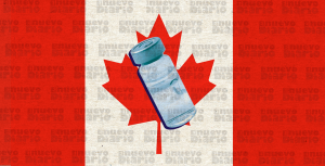 Canadá tiene ya suficientes dosis para inmunizar a toda su población