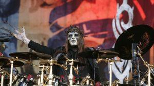 Fallece a los 46 años el exbatería de Slipknot Joey Jordison