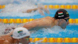 El húngaro Milak se cuelga el oro pero no supera su propio récord del mundo