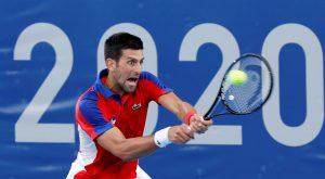 Davidovich cae ante Djokovic y deja a Carreño como único español en cuartos
