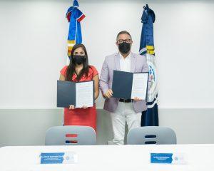 """Autoridad Portuaria y Fundación """"Yo también puedo"""" firman acuerdo de inclusión laboral para personas con discapacidad"""