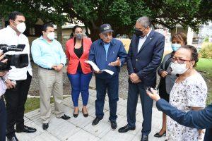 Diputados recorren Bella Vista para tratar contratos de ventas de inmuebles del Estado