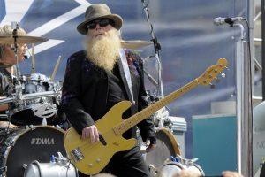 Muere a los 72 años Dusty Hill, cofundador y bajista de ZZ Top