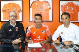 Samil de la Rosa ingresa al Cibao FC que se refuerza para la Liguilla