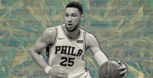Los 76ers continúa examinando opciones de traspaso con Simmons