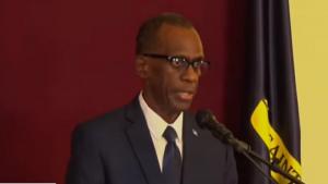 Phillip Pierre juramenta como el nuevo primer ministro de Santa Lucía