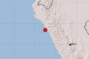Un sismo de magnitud 5,8 y sus réplicas sacuden la costa norte de Perú