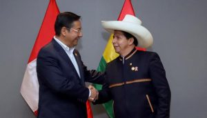 Presidente de Bolivia anuncia reanudación de gabinetes binacionales con Perú