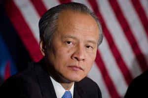 Nuevo embajador chino EEUU: La puerta de la relación con China no se cerrará