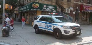 Aumentan patrullaje del NYPD en el Alto Manhattan y cambian comandante del cuartel 33
