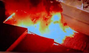 Un incendio destruye parte del acervo de la Cinemateca de Sao Paulo