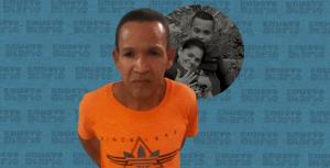 Apresan hombre acusado de matar chofer de Iván Ruiz