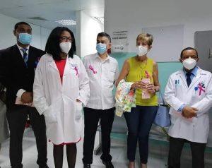 Hospital Ricardo Limardo reinicia este lunes jornada para detectar cáncer de mama