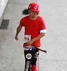 Policía persigue sádico viene atacando mujeres en el Alto Manhattan