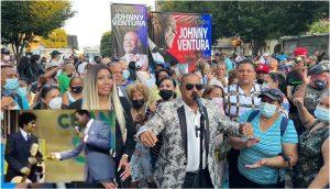 """Yomare Polanco recuerda su actuación en 1983 en """"Cuánto Vale el Show"""""""