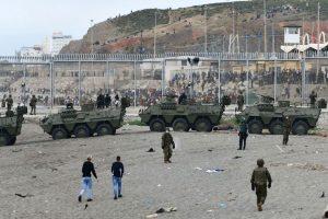 Marruecos niega que cuatro de sus agentes emigraron clandestinamente a Ceuta