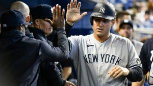 Poder zurdo, la esperanza de los Yankees para llegar a la postemporada