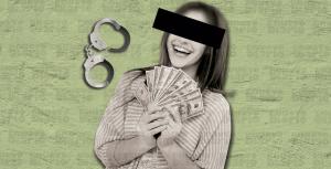 Apresan mujer  acusada de estafar casa de cambio con más de 4 mil dólares