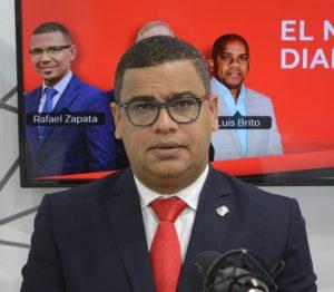 (VIDEO) Diputado Tulio Jiménez Díaz dice Gobierno ha vendido patrimonio de futuras generaciones dominicanas