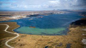 Provincia argentina denuncia a constructora británica por operar en Malvinas