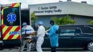 Florida rompe de nuevo récord con 12,408 hospitalizaciones por la Covid-19