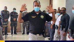 Dirección Regional Oeste PN iniciacapacitación de 240 policías para Seguridad Ciudadana