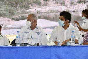 """EGEHID reanuda construcción de presa """"Boca de los Ríos"""" con una inversión de US$40 millones"""