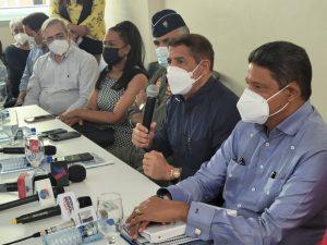 (VIDEO) Comisión Oficial para Erradicación de peste porcina se declara en sesión permanente