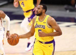 Talen Horton-Tucker renueva por tres años con Lakers
