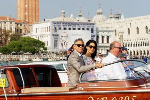 Italia recupera parte de su turismo y atrae a famosos como Clooney o Jolie