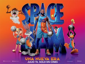"(VIDEO) ""Space Jam: una nueva era"": Baloncesto aburrido"