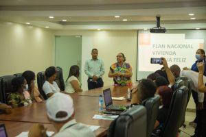 Alcaldía de SDN y Supérate impulsan afiliación de empleados para el Plan de Viviendas