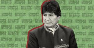 Evo Morales alienta la convocatoria de una Asamblea Constituyente en Perú