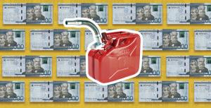 Gasolina y gasoil suben 3 y 4 pesos; Gobierno dice si no hubiese intervenido aumentan entre 10 y 21