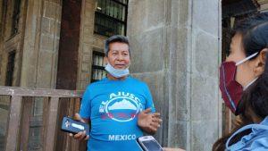 Alejandro García Zagal, activista asesinado. (Fuente externa)