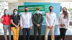 CND y Santo Domingo Motors se unen para proteger la vida de los dominicanos