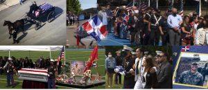 Multitudes dieron último adiós a la sargento Johanny Rosario