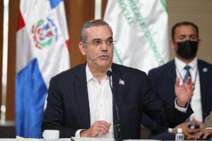 Presidente Abinader asegura instituciones trabajan propuestas para reformar leyes