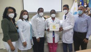 Hospital Robert Reid Cabral informa atendió más de 85 mil pacientes en un año