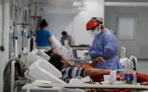Argentina reporta 2.510 nuevos casos y 153 muertes por la covid-19