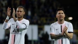 """Entrenador del PSG: """"Necesitamos tiempo para que Mbappé, Neymar y Messi se entiendan"""""""
