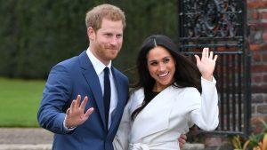 El Príncipe Harry y Meghan Markle en la portada de TIME